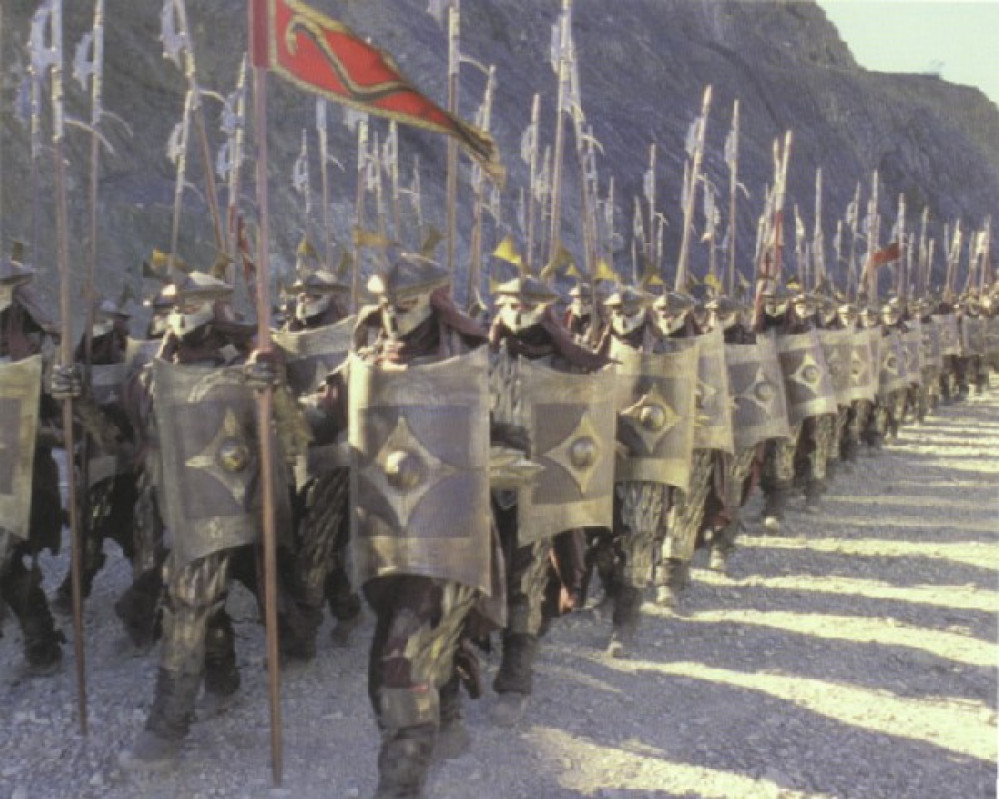 March of the Easterlings