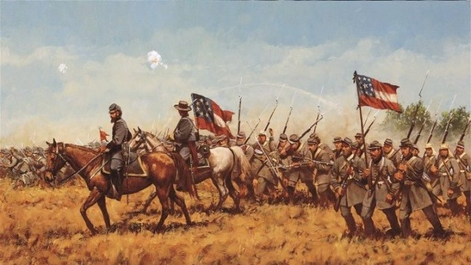 Civil War Campaign: Confederates