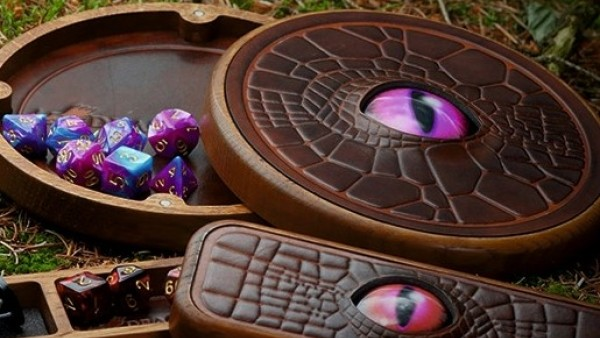 Z1 Design Keep Your D&D Dice Safe In New Boxes & Trays