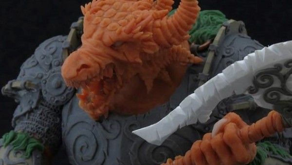 Embrace Your Draconic Side With Ouroboros' New Bust