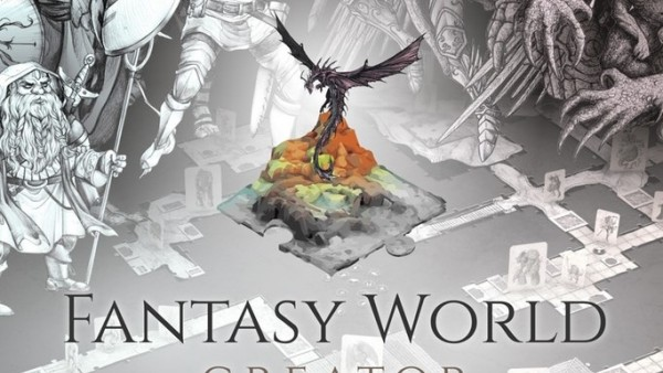 Fantasy World Creator Unlocks New Options For Dungeon Masters