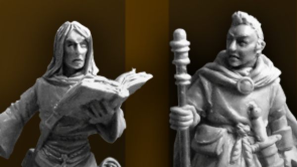 Westfalia Tease More Dark Eye Role-Playing Miniatures For Aventuria