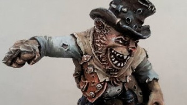 Westwind Productions Preview Their Sneaky King Rat!