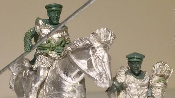 Relic Miniatures Work To Bring Ancient Seleucid Generals To Life