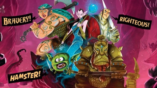 Spell Smashers Coming In October From Renegade Game Studios