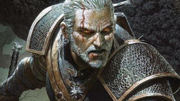 R.Talsorian Games Show Off Cover To The Witcher Pen & Paper RPG!