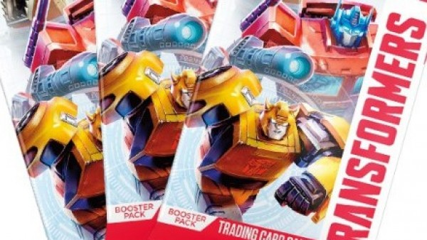 Wizards & Hasbro Team Up On Transformers Trading Card Game