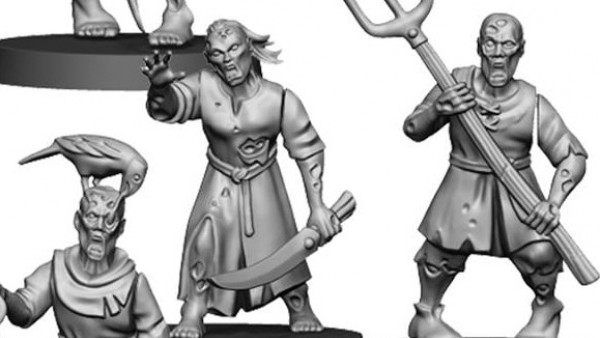 FireForge Games Preview Shambling Undead Peasants