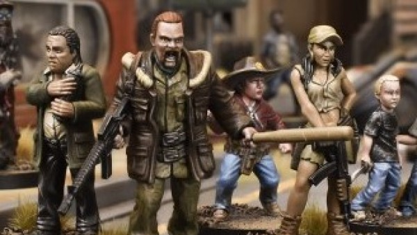 Ronnie Talks What's Next For Mantic's Walking Dead: All Out War