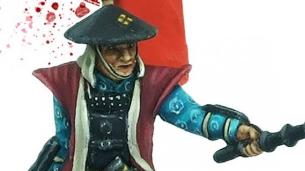 War Banner's New Feudal Japanese Range Now Available