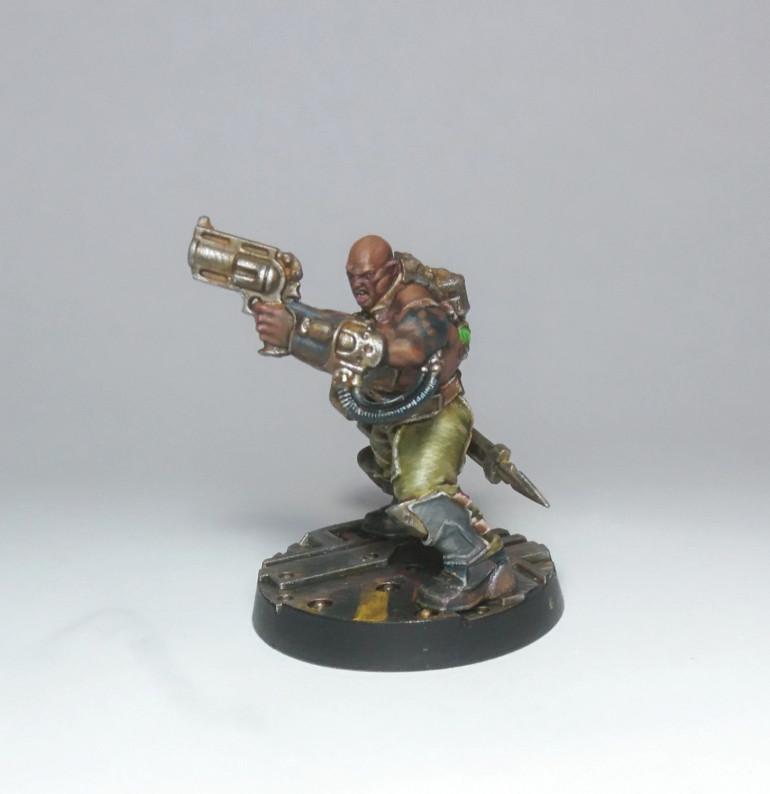 First test miniature