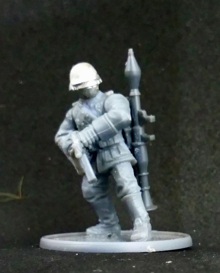 Action Force and the Red Shadows in 28mm scale – OnTableTop