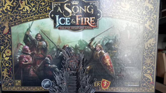 A song of ice & fire by Poentje