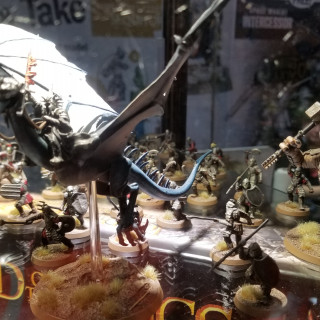 A Peek At The Games Workshop Shinies