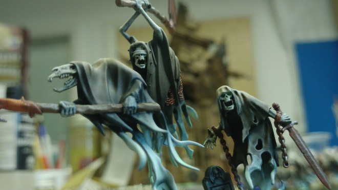 Age Of Sigmar: Nighthaunt Painting VLOG #6