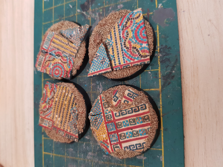 That's the 1st 5 test bases finished now.