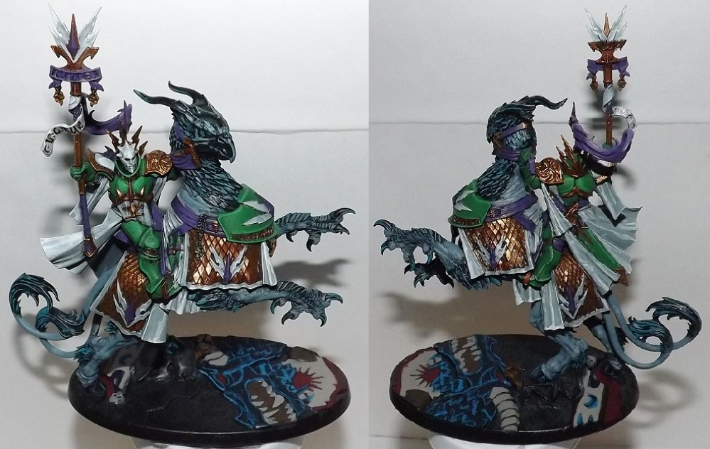 Another Age of Sigmar Soul Wars Project