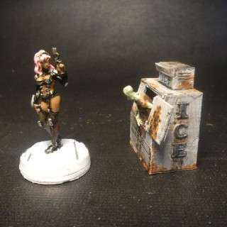 Raider Disposal Unit