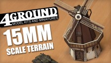 4Ground's 15mm Scale Terrain