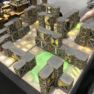 4Ground Talk Terrain At GenCon [Comment to Win!]