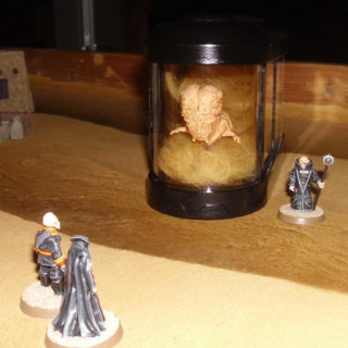 The spice must flow. On the navigators guild.