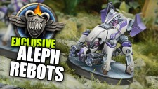 Infinity EXCLUSIVE Sneak Peek: ALEPH Rebots