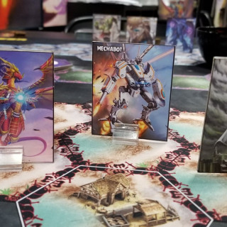 Kess Preview Their Battle Bosses Kickstarter