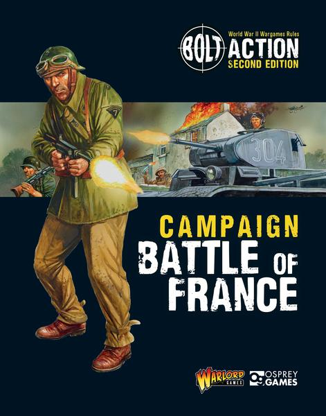 Bolt Action Battle Of France - Warlord Games