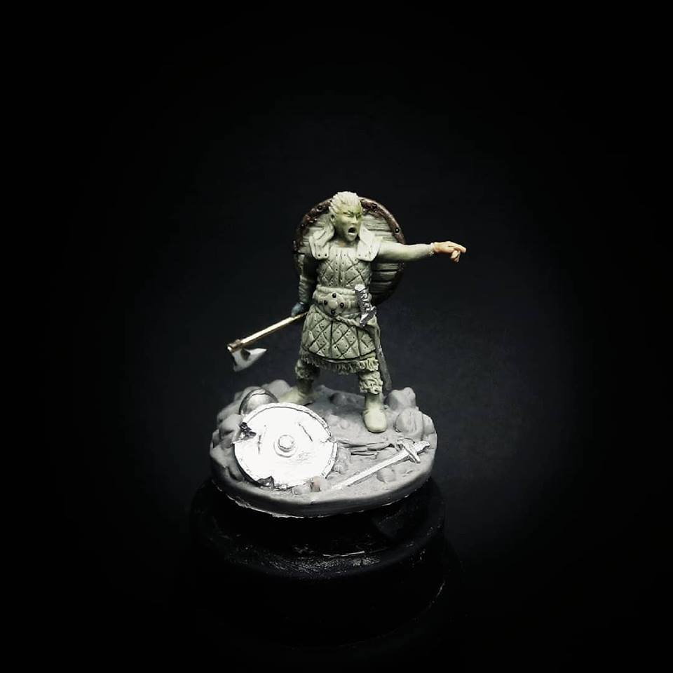 CHILLCON Thorhild - Footsore Miniatures
