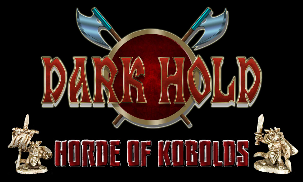 Dark Hold Kobolds - Rebel Minis
