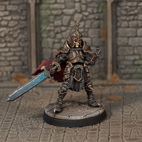 Death Knight - Otherworld Miniatures