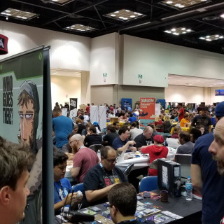 Games Galore In GenCon's Demo Hall