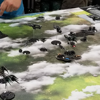 We Drop In With David At TTCombat To Talk Dropzone And Dropfleet [Comment To Win!]