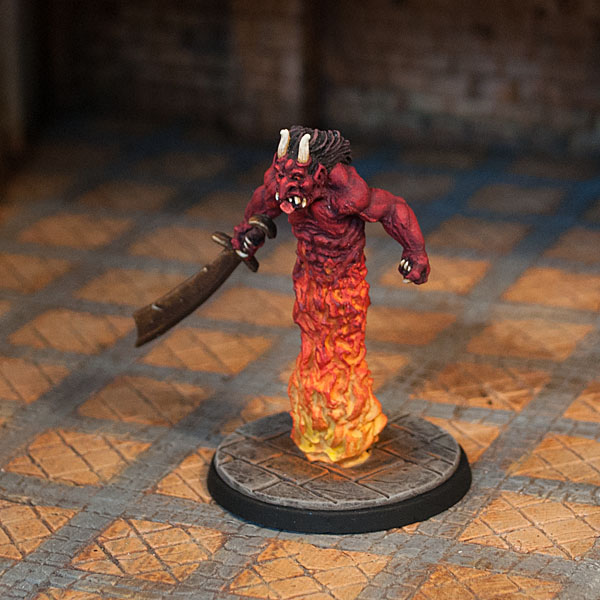 Efreeti - Otherworld Miniatures