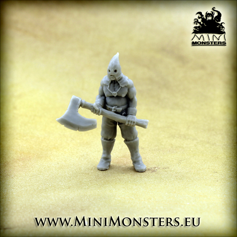 Executioner - MiniMonsters