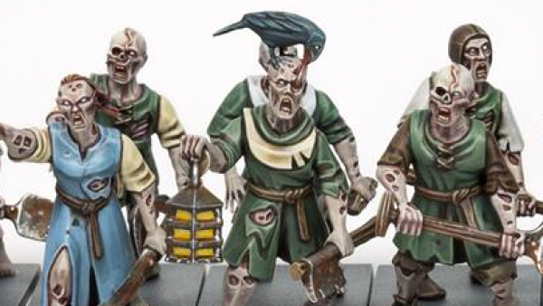 FireForge Raise Up More Living Dead Previews