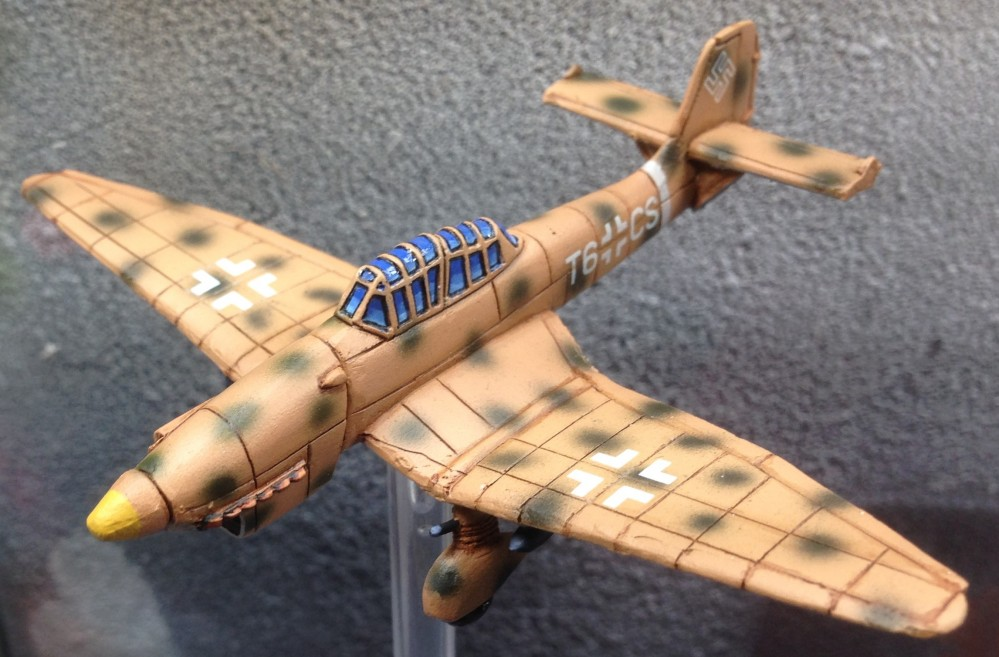 Flames Of War Stuka #3 - leonjong