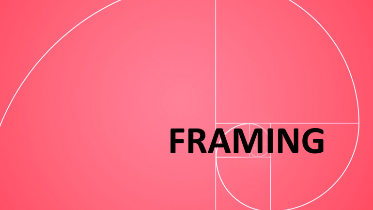 Framing your photographs