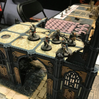 Titans Clash and Heroes Fight For Middle-Earth at Games