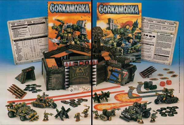 Gorkamorka Old - Games Workshop