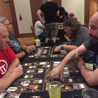 PlayFusion Demo Age of Sigmar: Champions At Their Pre-Release Event