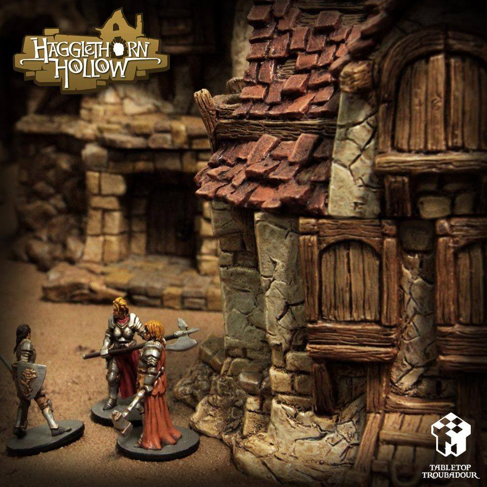 Hagglethorn Hollow #1 - Tabletop Troubadour