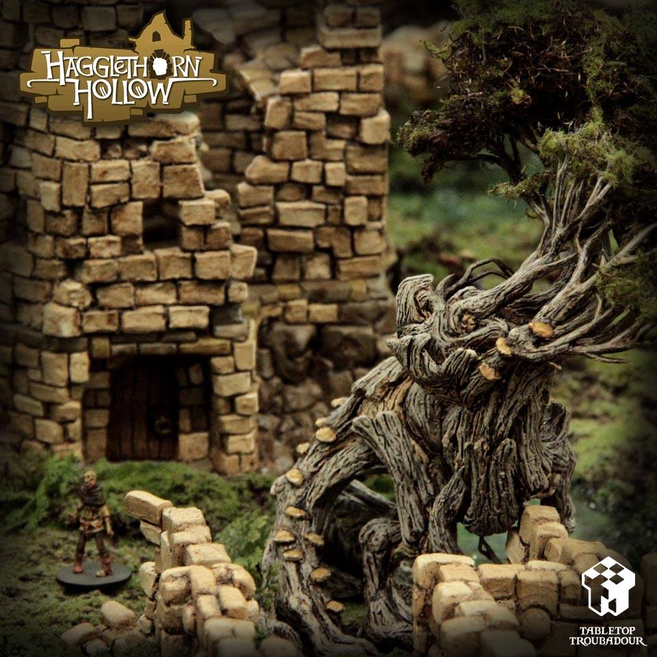 Hagglethorn Hollow #2 - Tabletop Troubadour