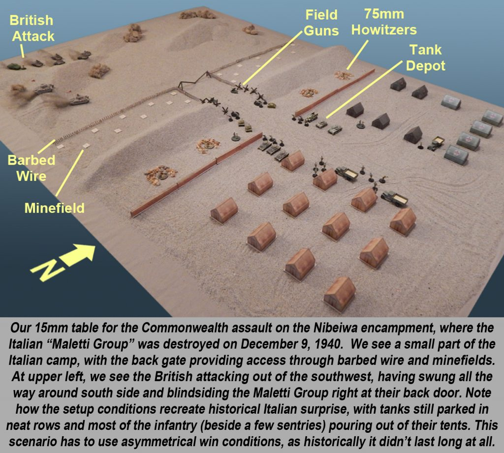 THE DESERT WAR: BOLT ACTION Part 2 C