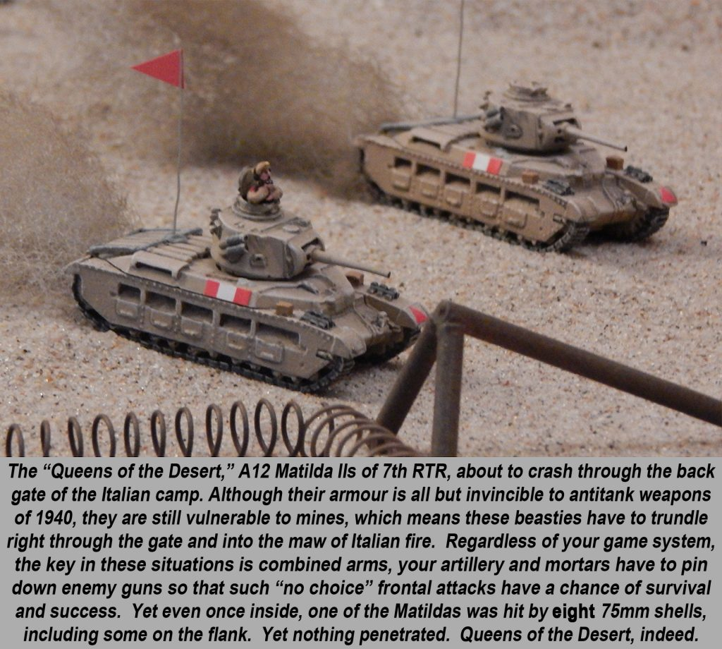 THE DESERT WAR: BOLT ACTION Part 2 E