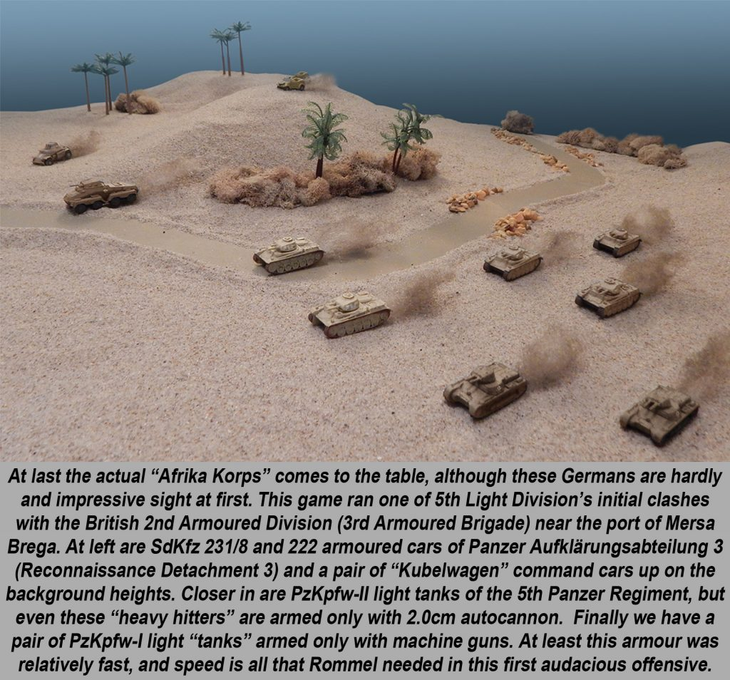 THE DESERT WAR: BOLT ACTION Part 2 I