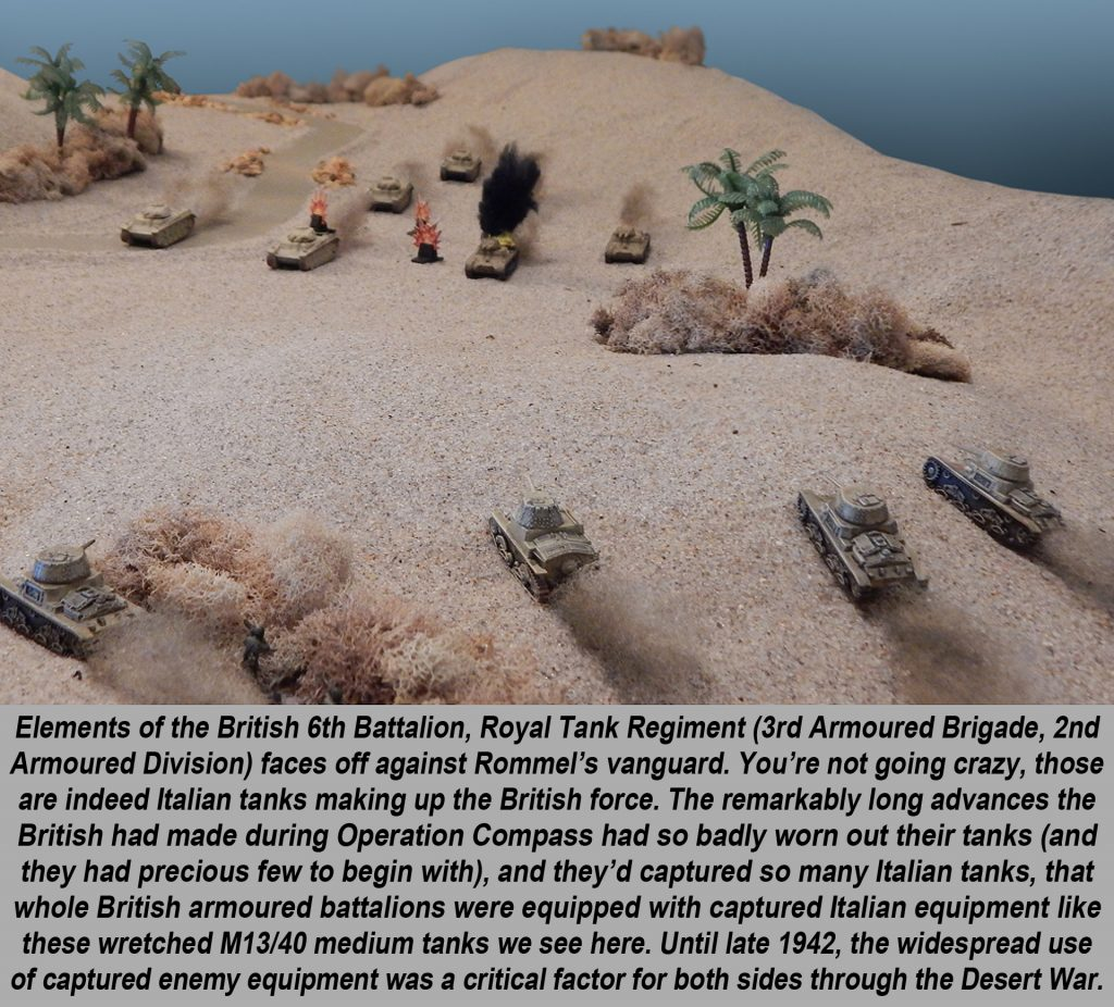 THE DESERT WAR: BOLT ACTION Part 2 J