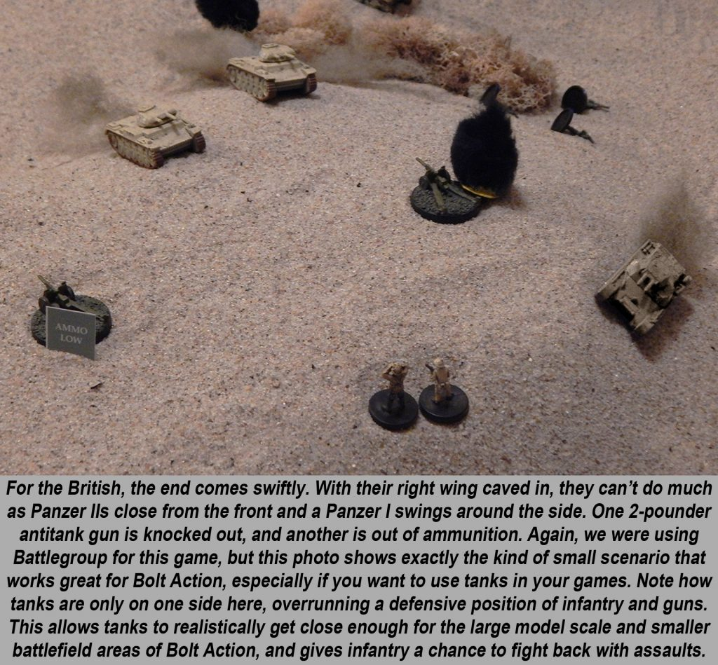 THE DESERT WAR: BOLT ACTION Part 2 L