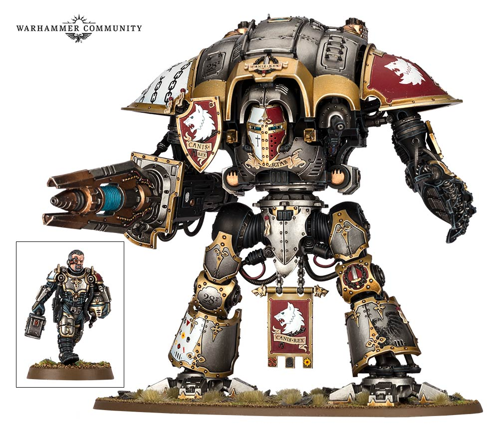 Imperial Knight - Games Workshop