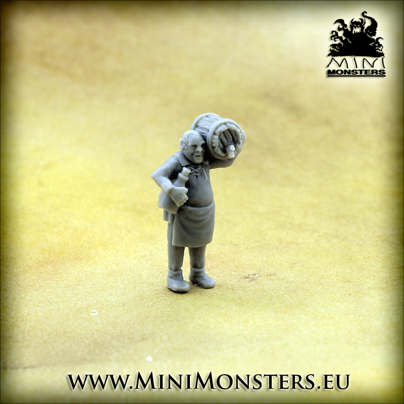 Inn Keeper - MiniMonsters
